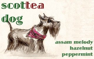 Scottea Dog Tea