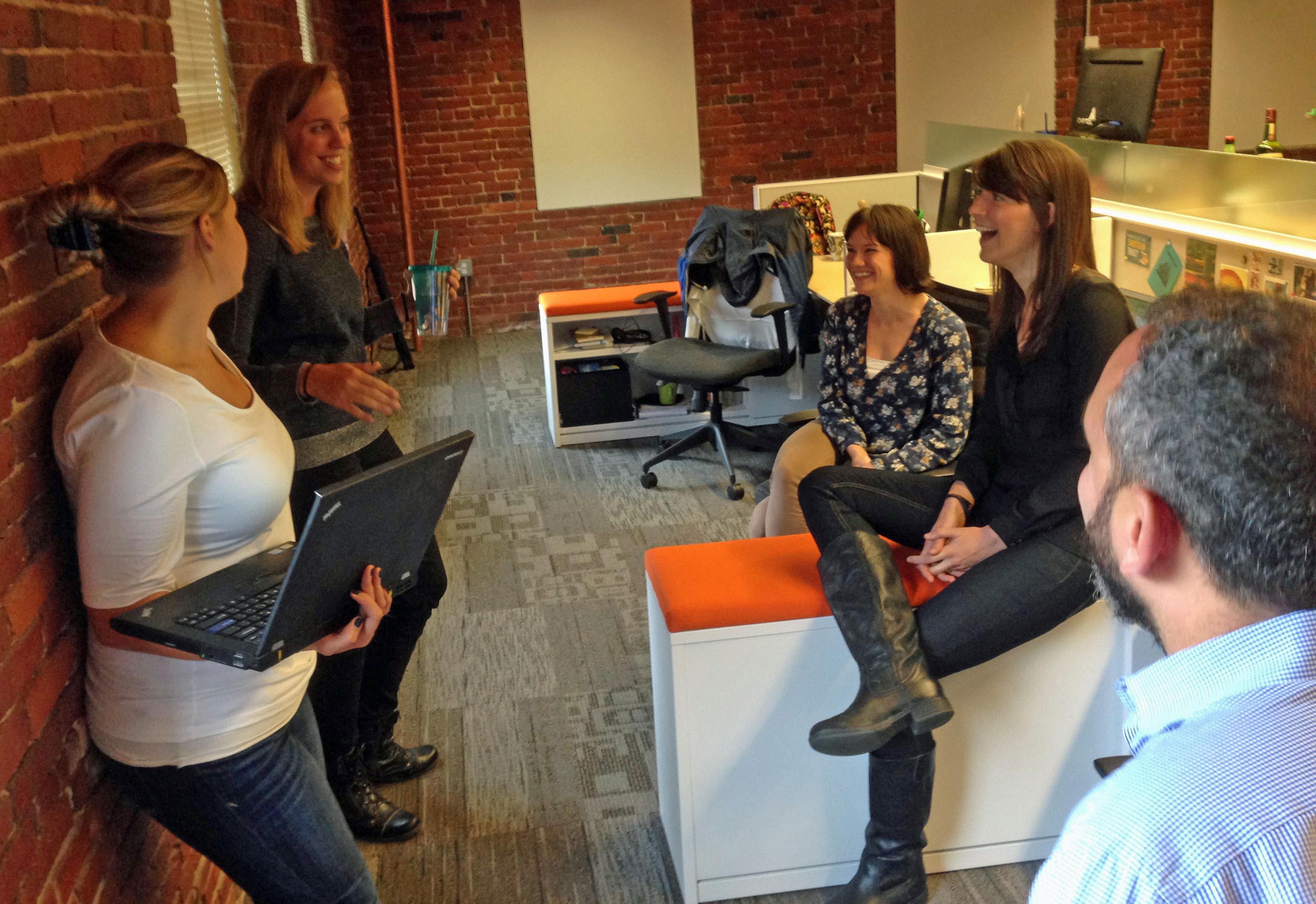 HubSpot content team