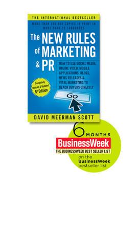 marketing speaker marketing strategist the new rules