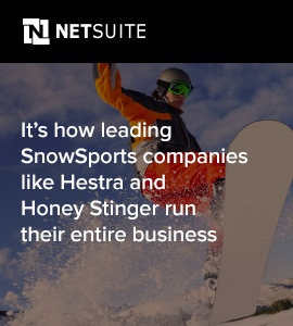NetSuite Powers Top SnowSports Companies