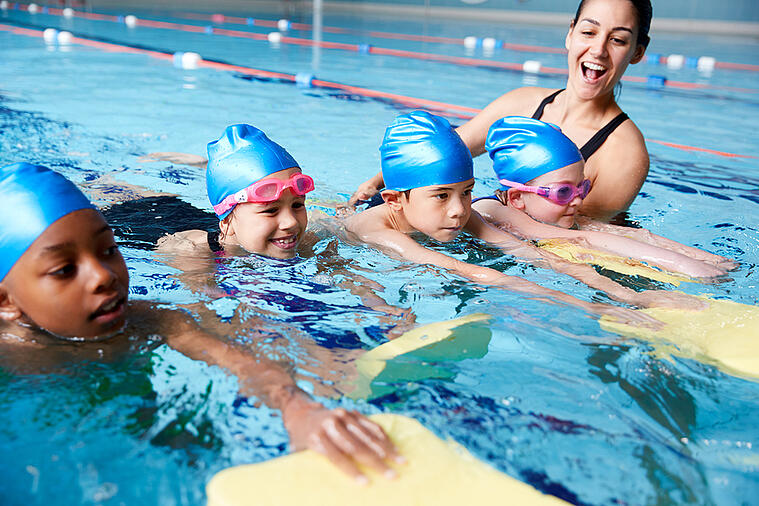 Register Your Child for Indoor Swim Lessons at the Y