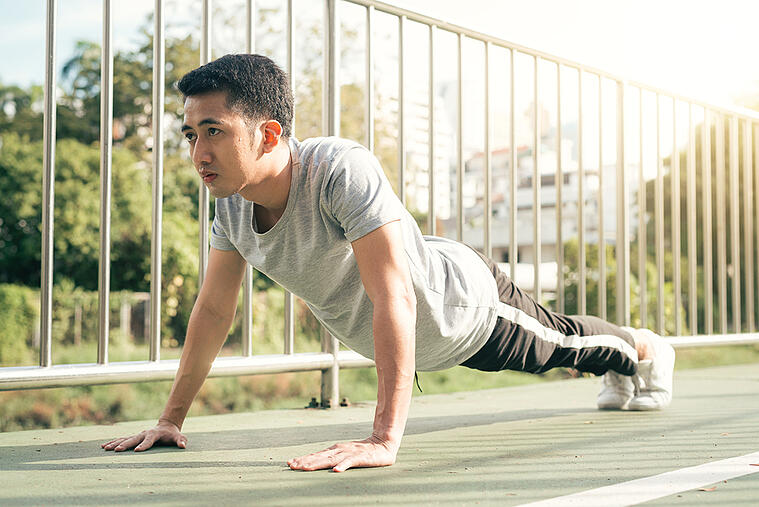 These Exercises Will Keep You in Shape When You Can't Get to the Gym