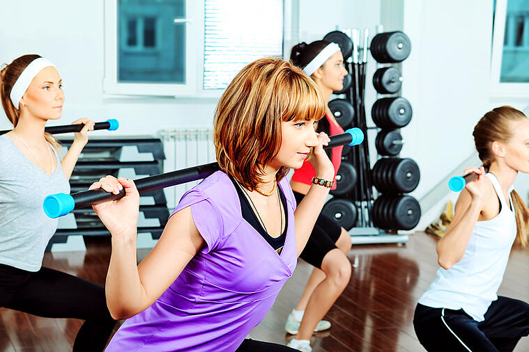 Teenagers Can Stay Active at Any Y Fitness Center