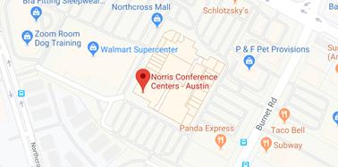 2019 DevSeOps Days  Austin - Map