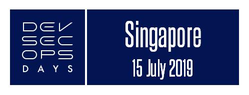 2019 DevSeOps Days Singapore 15 July- Header