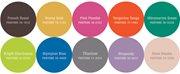 Pantone colors for fall 2012
