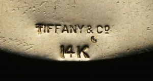 Tiffany stamp
