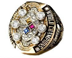 Steelers Super Bowl XLIII ring