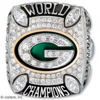 Packers Super Bowl XLV ring