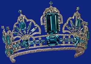 Queen Elizabeth tiara
