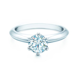 Tiffany Solitaire Setting