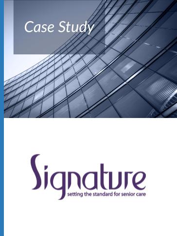 Case Study Signature