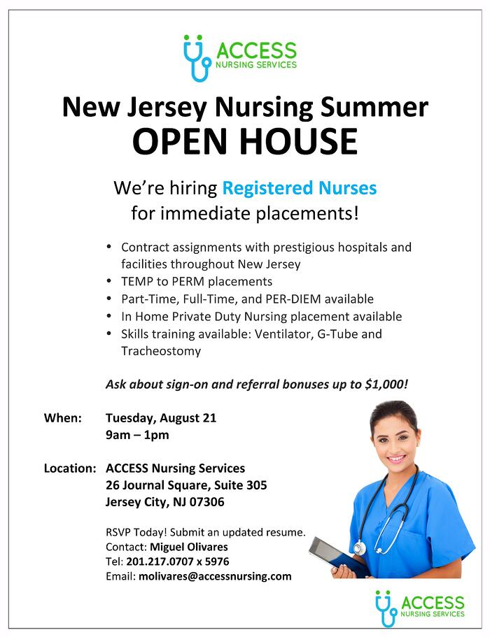 NJ Open house flyer 8-8