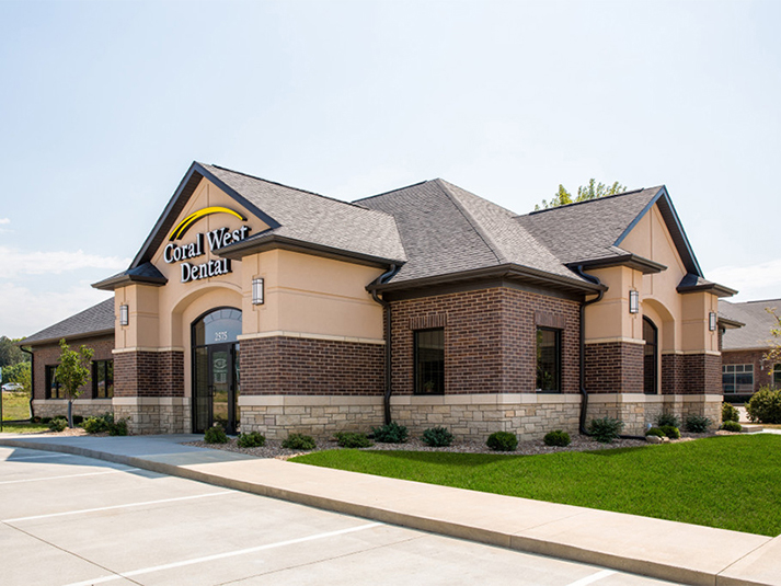 Coral West Dental in Coralville Iowa