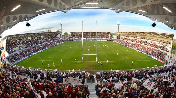 Ulster-Stadium