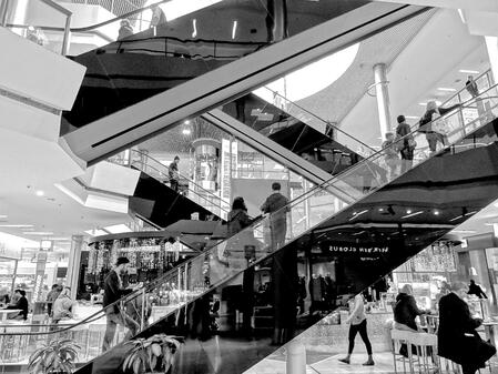 Blog 5 - retail WiFi tracking in a shopping centre