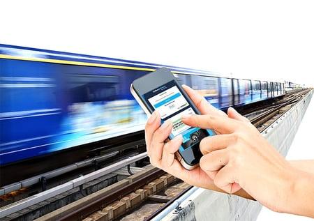 Chiltern Railways UX WiFi SPARK