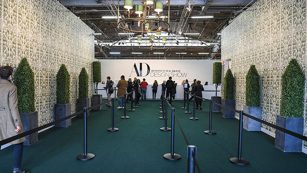 Architectural Digest and Design Show