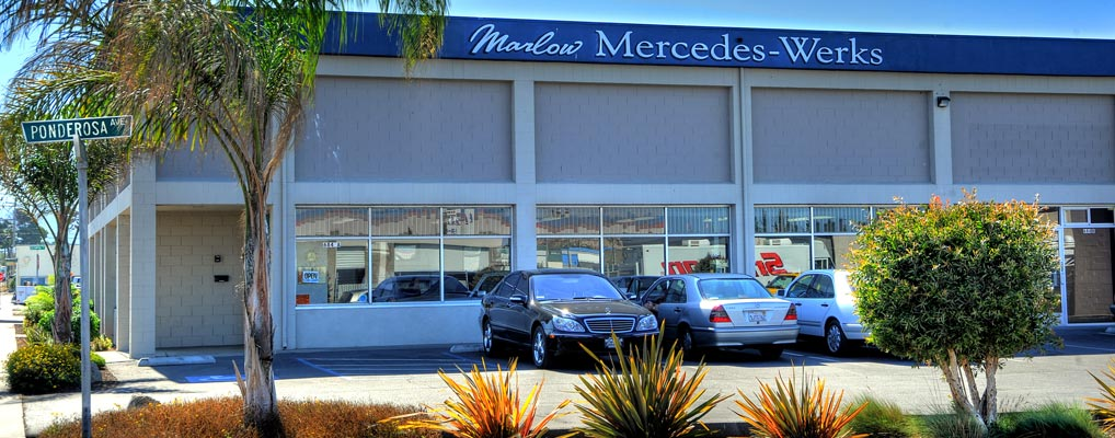 If you drive a Mercedes-Benz, Sprinter, or SMART car, we invite you to visit us at Marlow Mercedes-Werks.