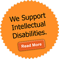 We Support Intellectual Disabilities