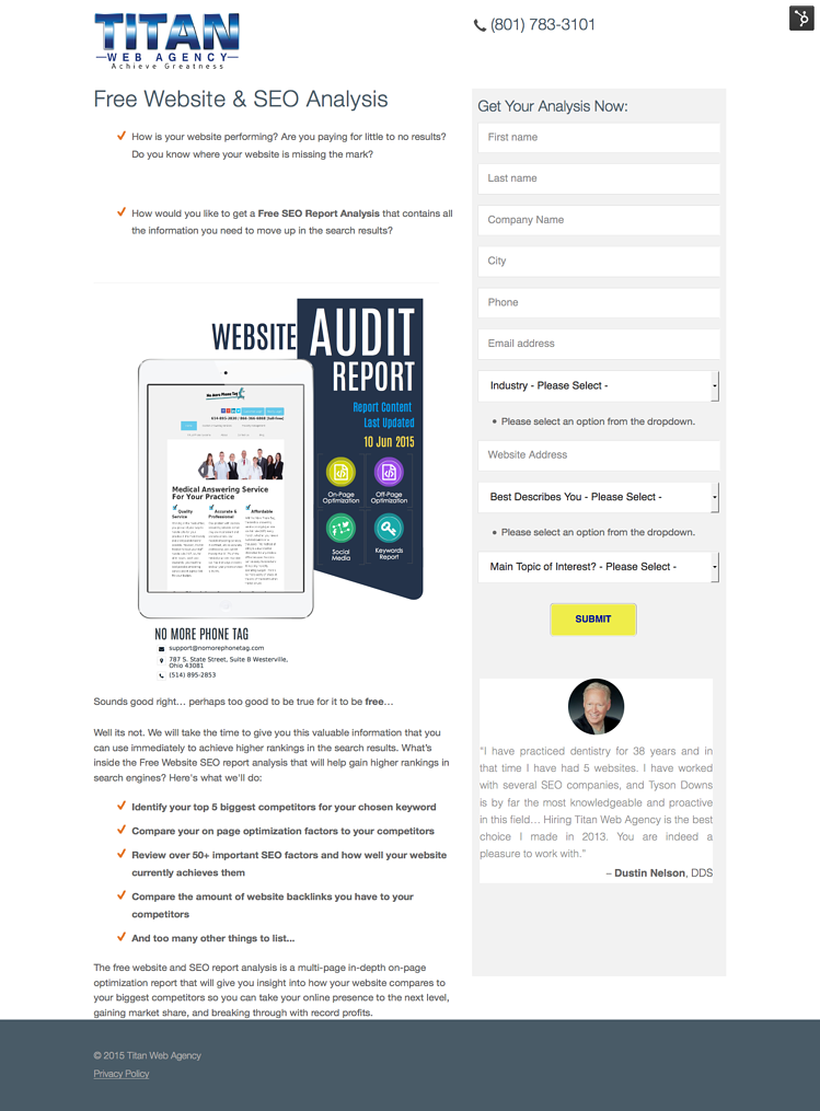 landing_page_sample_titan_web_agency