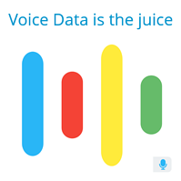 Voice Data is the Juice
