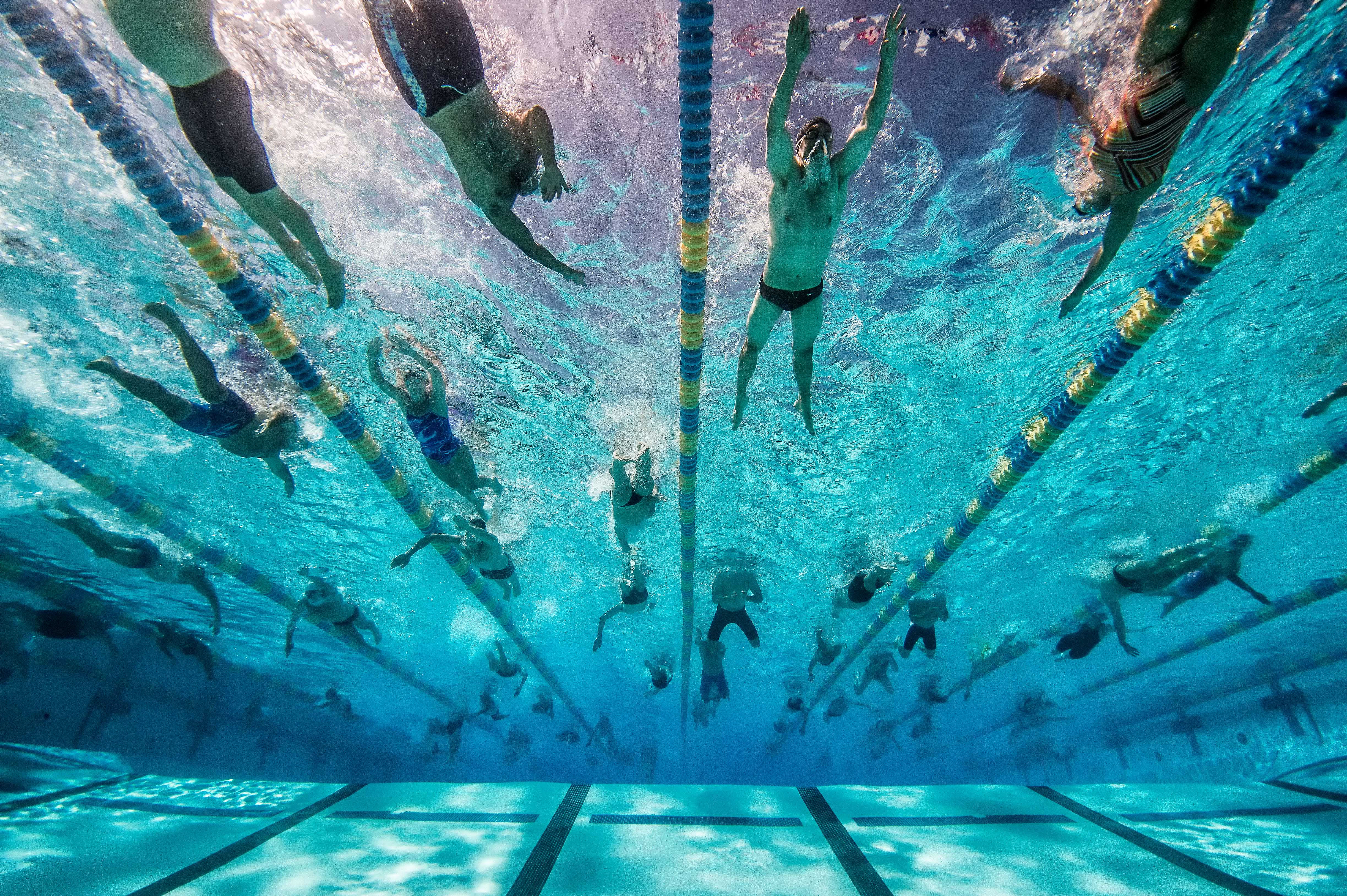 Dryland Training For Swimmers