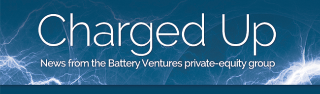 Charged Up Newsletter