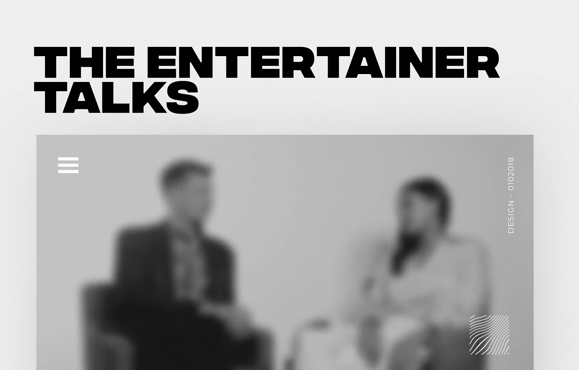 The ENTERTAINER talks: Megan & Philip