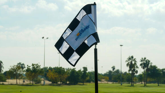 The Track, Meydan Golf Expands Digital Portfolio with the ENTERTAINER