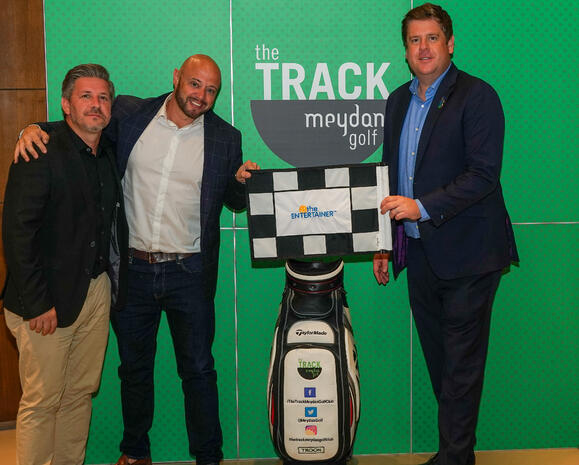 Free ENTERTAINER with Winter Wildcards at The Track, Meydan Golf