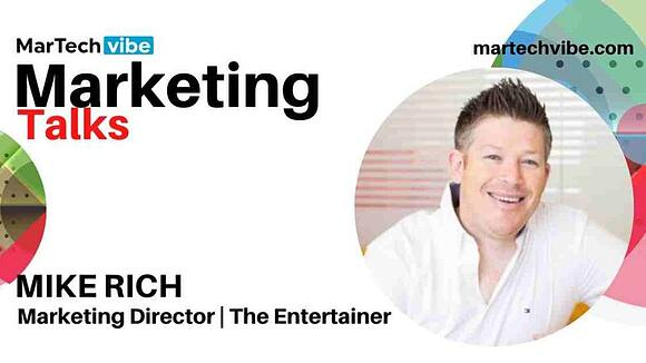 An interview with Marketing Director and Strategic Mastermind, Mike Rich