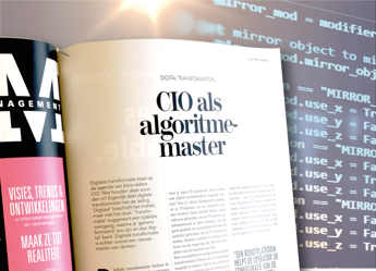 CIO as algorithm master