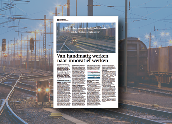 Digital transformation in ProRail's ICT infrastructure