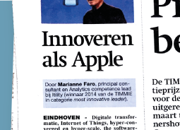 Innovate like Apple