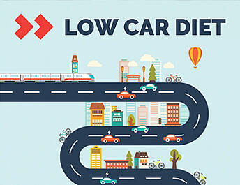 Challenge accepted: Low Car Diet