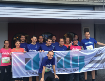 Itility runs the DLL Marathon Eindhoven for the 5th time