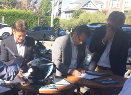 The Netherlands & California cooperate on smart cities