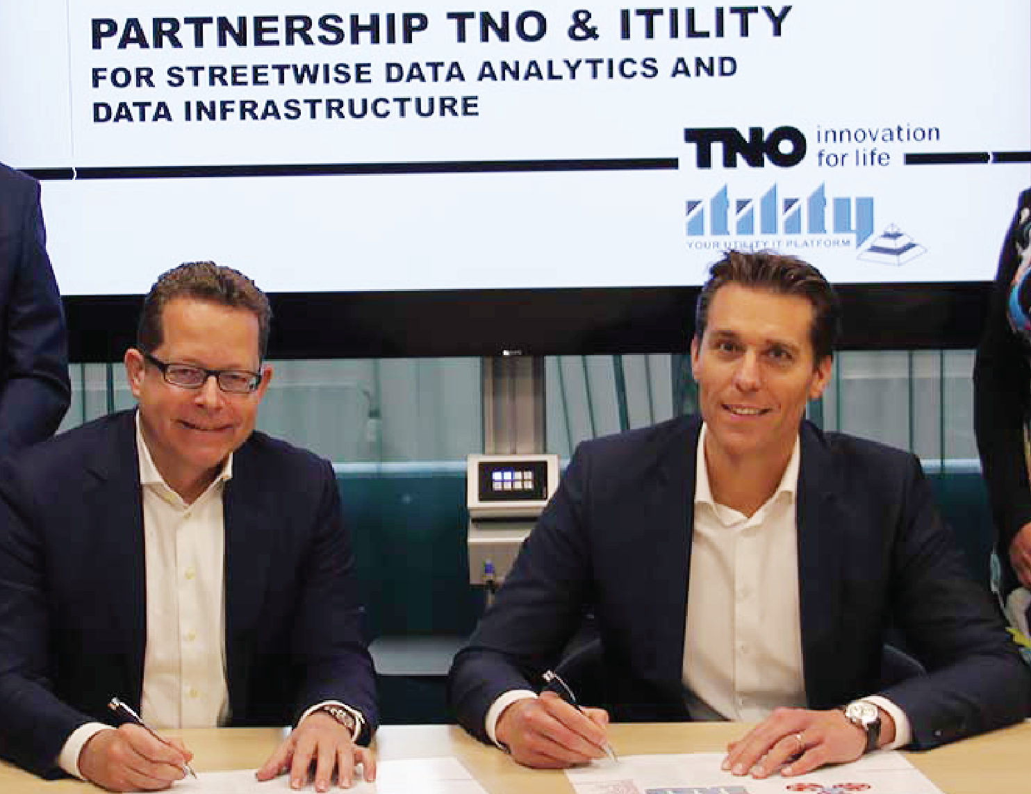 Itility and TNO join forces