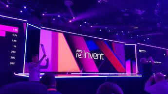 Lessons learned from AWS re:Invent