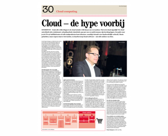 Cloud — beyond the hype