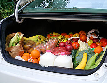 What if your car can do the groceries?