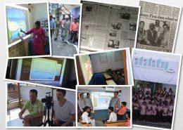 Hope foundation India - inauguration smartboards