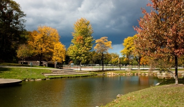 Image of Highland Park's Lake Carnegie
