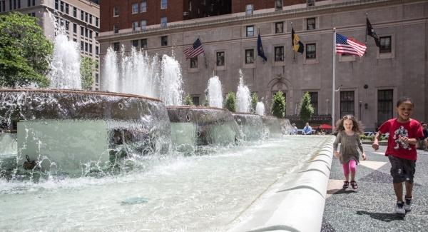 Image of Mellon Square