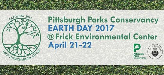 Earth Day 2017 banner