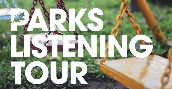 Parks Listening Tour image