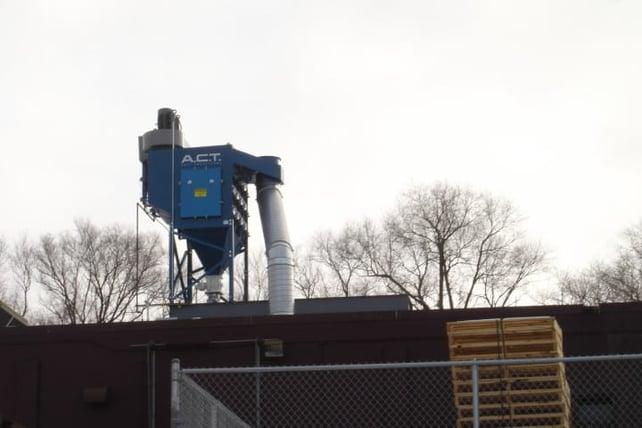 工业环境:明尼苏达州的铸造厂......