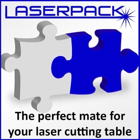 LASER CUTTING: The solution that fits