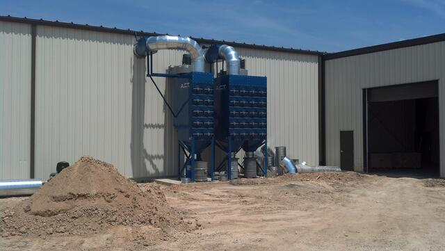 Things to Consider When Selecting an Industrial Dust Collector